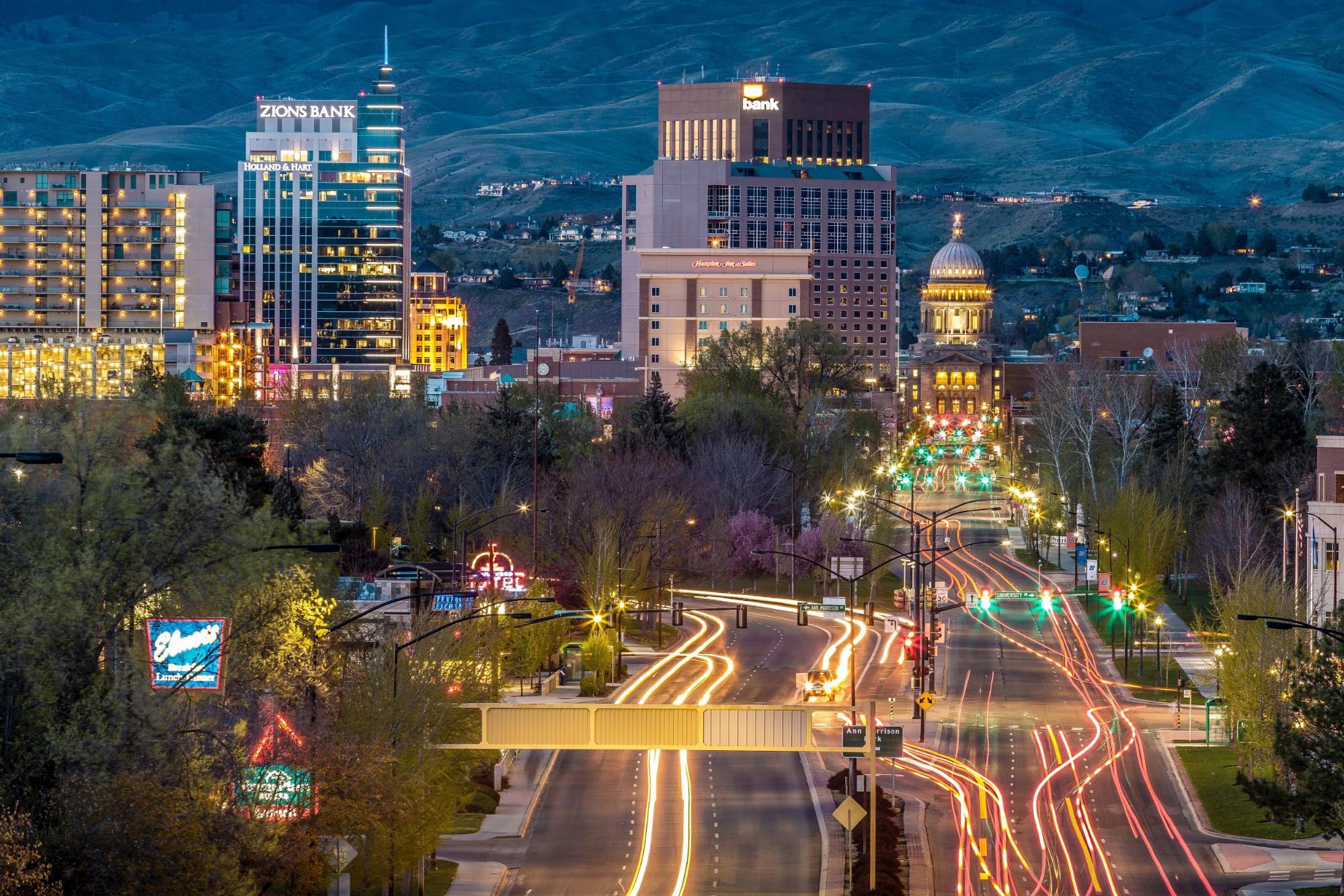 The Best Neighborhoods to Start a Business in Boise kzb real estate